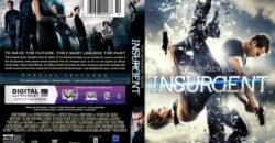 Insurgent dvd cover