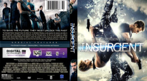 Insurgent dvd cover