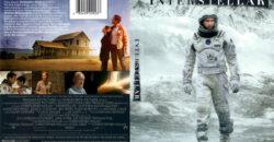 Interstellar front dvd cover