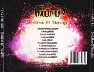 Involution - Evolution Of Thoughts - Back