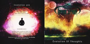 Involution - Evolution Of Thoughts - Booklet (6-6)