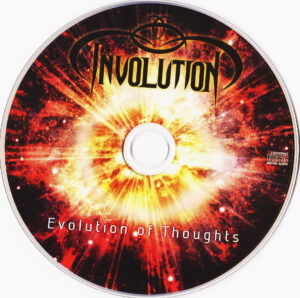 Involution - Evolution Of Thoughts - CD