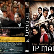 Ip Man 3 (2016) R1 Custom DVD Cover