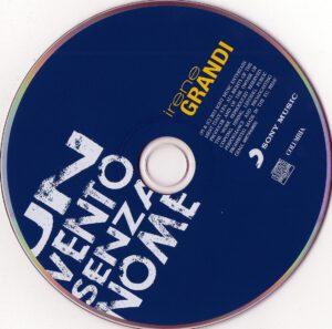 Irene Grandi - Un Vento Senza Nome - CD
