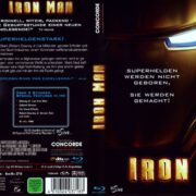 Iron Man (2008) Blu-Ray German