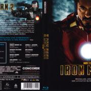 Iron Man 2 (2010) Blu-Ray German