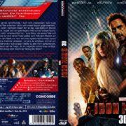 Iron Man 3 (2013) Blu-Ray German