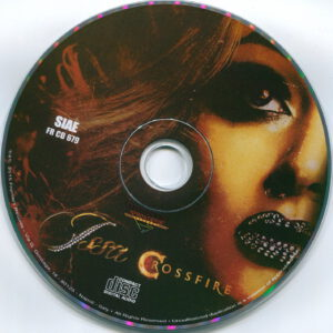 Issa - Crossfire - CD