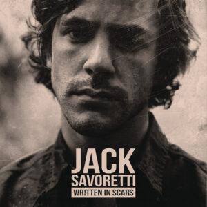 Jack Savoretti - Written In Scars - 1Front