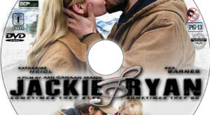 jackie & ryan dvd label