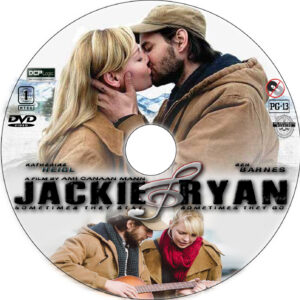 jackie & ryan dvd label