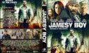 Jamesy Boy (2014) R1 WS CUSTOM DVD Cover