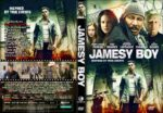 Jamesy Boy (2014) R1 WS CUSTOM DVD Cover