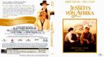 Jenseits von Afrika (1985) R2 Blu-Ray German