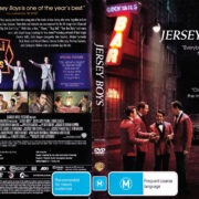 Jersey Boys (2014) R4 DVD Cover