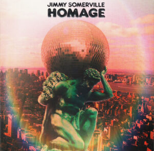JImmy Somerville - Homage - 1Front