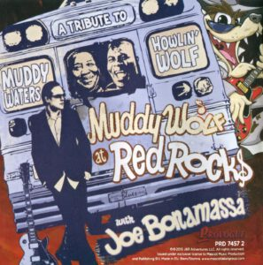 Joe Bonamassa - Muddy Wolf At Red Rocks - Inside