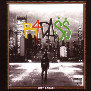 Joey Bada$$ - B4.Da.$$ - 1Front