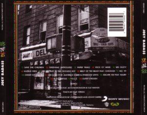 Joey Bada$$ - B4.Da.$$ - Back