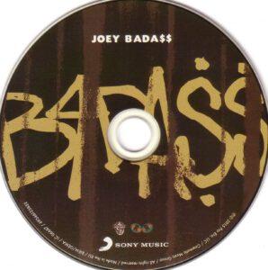 Joey Bada$$ - B4.Da.$$ - CD