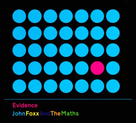 John Foxx & The Maths - Evidence (2013)