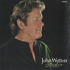 John Wetton - The Studio Recordings Anthology Vol.01 - Inside