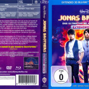 Jonas Brothers: Das ultimative 3D Konzerterlebnis (2009) Blu-Ray German