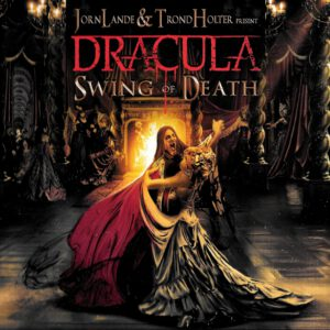 Jorn Lande & Trond Holter - Dracula - Swing Of Death - 1Front