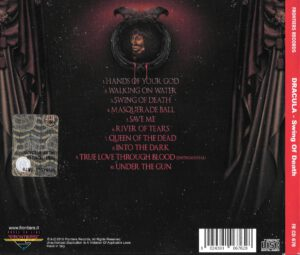 Jorn Lande & Trond Holter - Dracula - Swing Of Death - Back