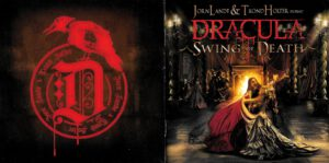 Jorn Lande & Trond Holter - Dracula - Swing Of Death - Booklet (1-6)
