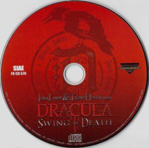Jorn Lande & Trond Holter - Dracula - Swing Of Death - CD