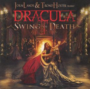Jorn Lande & Trond Holter - Dracula - Swing Of Death (Japan) - 1Front