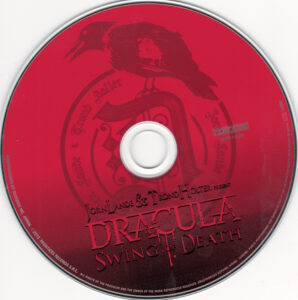 Jorn Lande & Trond Holter - Dracula - Swing Of Death (Japan) - CD