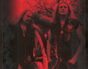 Jorn Lande & Trond Holter - Dracula - Swing Of Death (Japan) - Inlay