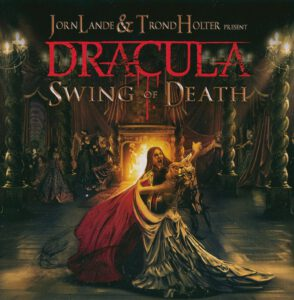 Jorn Lande & Trond Holter - Dracula - Swing Of Death (Russia) - 1Front