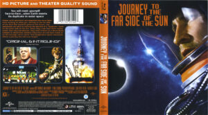 Journey to the Far Side of the Sun blu-ray dvd cover