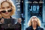 Joy (2015) Custom DVD Cover