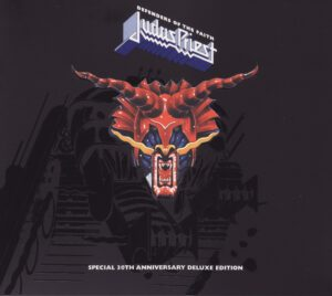 Judas Priest - Defenders Of The Faith (30th Anniversary Edition) - 1front
