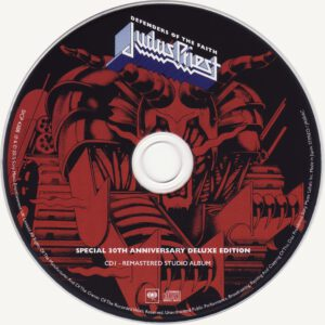 Judas Priest - Defenders Of The Faith (30th Anniversary Edition) - CD (1-3)