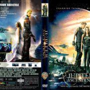 Jupiter Ascending (2015) R2 CUSTOM