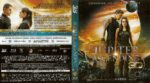Jupiter Ascending Blu-Ray 3D German DVD Cover (2014)