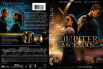Jupiter Ascending (2015) R1 DVD Cover