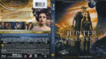 Jupiter Ascending (2015) R1 Blu-Ray DVD Cover & Label