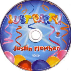 Justin Fletcher - Just Party - CD