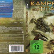 Kampf der Titanen (2010) Blu-ray German