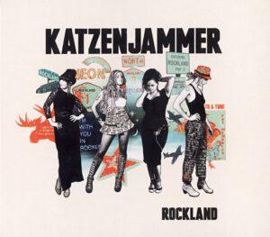 Katzenjammer - Rockland - 1Front