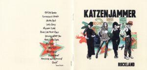 Katzenjammer - Rockland - Booklet (1-6)
