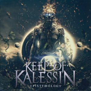 Keep Of Kalessin - Epistemology (Russia) - 1Front