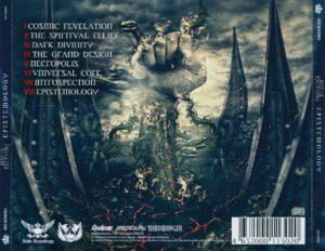 Keep Of Kalessin - Epistemology (Russia) - Back
