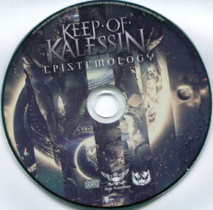 Keep Of Kalessin - Epistemology (Russia) - CD